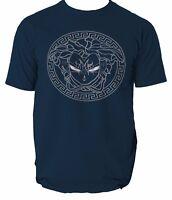 Vegete Versace Tumblr t shirt Dragon Ball Top DBZ Fan Unisex YEEZUS