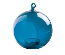 Glass Bauble Candle & Tea Light Holders