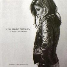 Lisa Marie Presley: To Whom It May Concern PROMO w/ Artwork MUSIC AUDIO CD 12trk