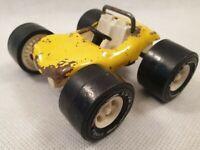 Vintage Yellow Tonka Car Space Buggy Dune Buggy WTO 760 1976 Vintage 1970s Tonka
