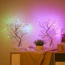 LED Branch Lamp Tree Light Indoor Home Room Decor Light