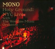 Holy Ground: NYC Live With the Wordless Music Orchestra CD + DVD