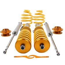Coilovers Kit for BMW 3 Series E46 320 323 325 328 330 335 Cabrio Yellow