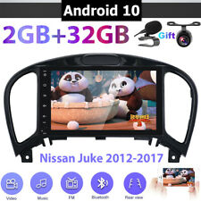 For Nissan Juke J15 2012-2019 Android 10 Car Stereo Sat Nav GPS WIFI BT AUX OBD