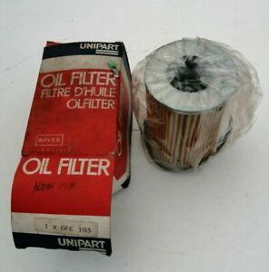 Unipart Oil Filter - GFE193 (GFE198) - Rover 825 & Honda Legend