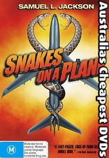 Snakes On a Plane DVD NEW, FREE POSTAGE WITHIN AUSTRALIA REGION 4