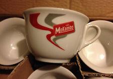 6 Tazze da the / cappuccino Mokambo originali