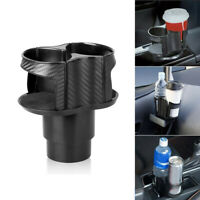 Car Seat Cup 2 Holder Drink Beverage Coffee Auto Truck Bottle Mount Accessories
