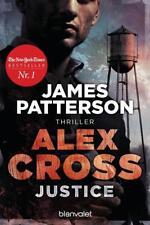 Justice - Alex Cross 22 von James Patterson (2018, Taschenbuch)