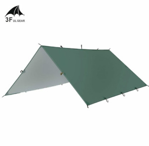 3F UL GEAR Ultralight Tarp Outdoor Camping Survival Sun Shelter Shade Awning
