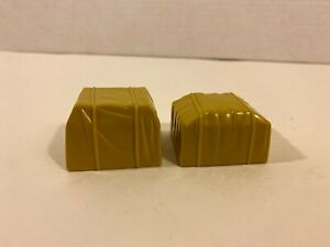 Thomas & Friends Motor Road & Rail TrackMaster Tan Cargo Replacement Parts TOMY
