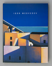 "Igor Medvedev Album ""THE SERIGRAPHS OF IGOR MEDVEDEV"" 2002 Signed New - SH 1 day"
