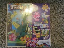 MY LITTLE PONY 7 Wooden Puzzles
