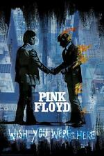 PINK FLOYD - WISH YOU WERE HERE - FISHWICK ART POSTER 24x36 - MUSIC BAND 52266