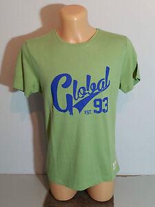 """""""Blend of America""""  Herren T-Shirt  """"GOBAL""""  Gr. M ; XL  grün  Neu mit Etiket"""