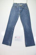 Lee Denver Bootcut (Cod. W417) Tg41 W27 L32 jeans used High Waist Woman Original