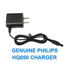 NEW Genuine Philips HQ850 Charger Cord P/N SSW-1789US 8V for Norelco Shavers
