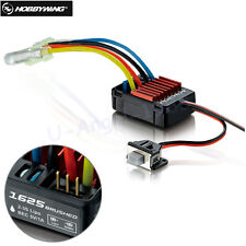 Hobbywing QuicRun 1625 25A Brushed ESC for 1/16 1/18 Brushed Speed Controllers