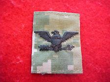 US Navy Type III Type 3 Green Digital  O-6 rank tab for blouse & parka