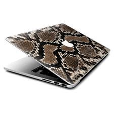 "Skin Decals Wrap for MacBook Pro Retina 13"" - Snakeskin Rattle Python Skin"