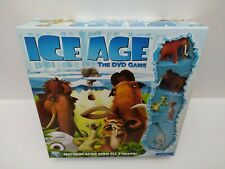 Ice Age DVD Board Game 2009 All Complete & Good Condition - Pre-owned