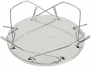 """504D Camp Stove Toaster, 9"""", Silver"""