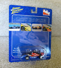 NEW JOHNNY LIGHTNING PATRIOT 2002 INDY 500 RACING LEAGUE 1:64 SCALE