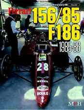 RACING PICTORIAL SERIES  BY HIRO N° 22: FERRARI 156/85 F186 1985-86 - LIVRE NEUF