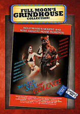 Grindhouse: Best Of Sex And Violence NEKKID GRINDHOUSE STARS GLOBAL SHIPPING