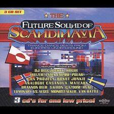 Various Artists : Future Sound of Scandinavia (3CDs) (2001)***NEW***