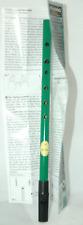 "Feadog Irish Tin Whistle Penny Whistle Irish Products Green Key ""D""  8073GR"