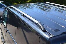 2015+ Volkswagen VW Transporter T6 SWB Caravelle Aluminium Alloy Roof Rail Bars