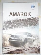 VW Amorak range brochure Oct 2010 South African market