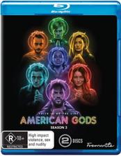 AMERICAN GODS Season 3 : NEW Blu-Ray