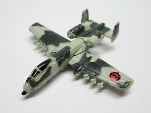 Micro Machines Military Vintage Aircraft A-10 Thunderbolt Tank Buster Jet - 2