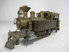 KEN KIDDER MODELS  2-6-0 LOCOTENDER IN OTTONE H0