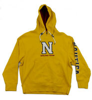 Nautica Lil Yachty Collection Sailing Team Yellow Pullover Hoodie