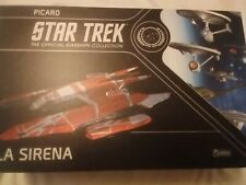 More details for eaglemoss star trek la sirena xl starship xl edition 25