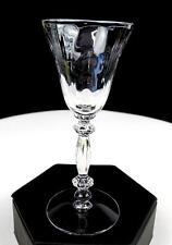 "CAMBRIDGE #300 CAPRICE CLEAR PATTERN ELEGANT GLASS 4 1/2"" CORDIAL 1936-1958"