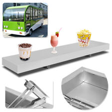 4ft Shelf for Concession Food Truck Window Serving Table Accessories Business
