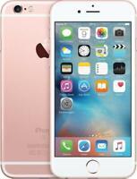 Apple iPhone 6s - 64GB - Rose Gold (Unlocked) Smartphone + Warranty