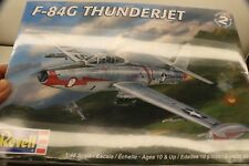 Revell Model kit 1:48 skill Level 2   F-84G Thunderjet Model Airplane 85-5481