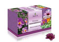 Pink Rock Rose Tea - Cistus Creticus Respiratory Health Infection Virus Remedy