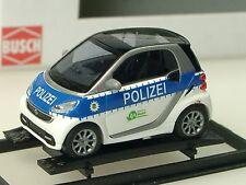 Busch Smart Fortwo POLIZEI Sachsen -  46209