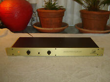 HDB Audio Touched By Sound VSR3 Spring Reverb, Mono in, Stereo out, Vintage Rack