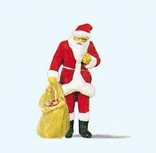 Preiser 29027 Santa Claus With Gifts 00/H0 Model Railway Figure
