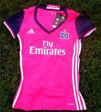 HAMBURGER SV HSV Damen Trikot Jersey Maillot Women ADIDAS Größe M Fussball Pink