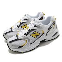New Balance 530 MR530 White Yellow Black Men Running Casual Lifestyle MR530UNX D