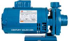 Circulation Burks Crane G5 Pump 5G5-1-1/4 115-230V 1/2 Hp