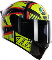 Casco helmet Integrale capacete AGV Full-Face K1 Top Soleluna 2015 Taglia ML